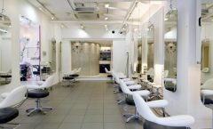 美容院の繁盛店と衰退店