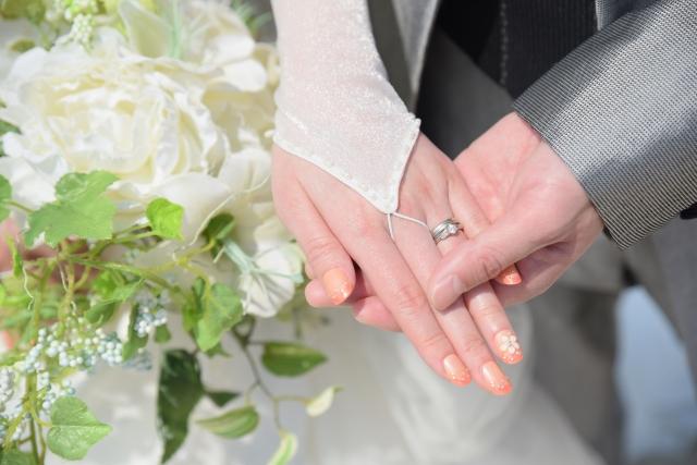 海外の挙式と指輪の購入
