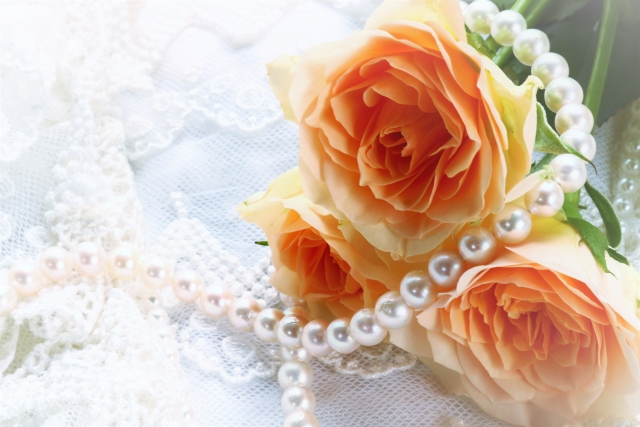 ロングドレス(正装)の活用